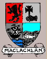 MacLachlan Coat of Arms